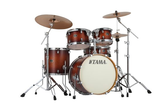 Billede af Tama Silverstar Studio Trommesæt Antique Brown Burst