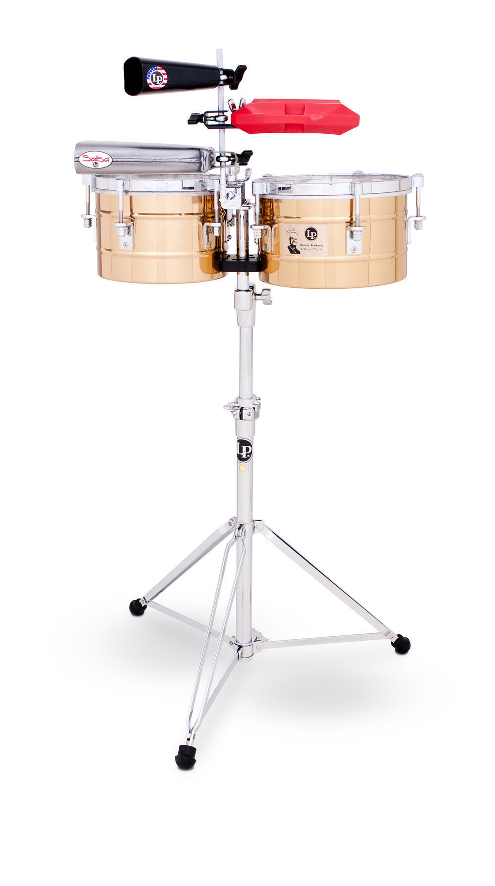 Billede af Timbals Tito Puente Timbalitos Brass