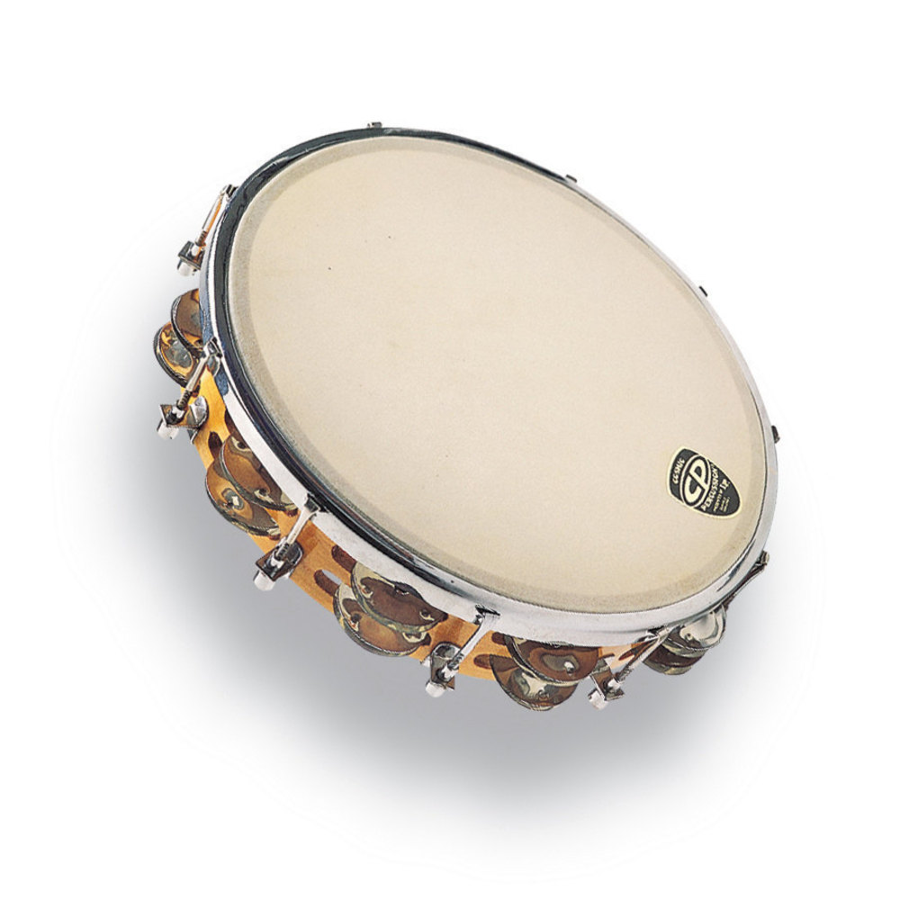 Billede af Tambourine CP tunable 10, tunable, wood