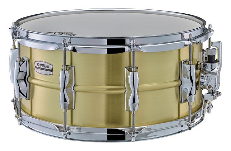 """Billede af Yamaha 14x6,5"""" Recording Custom Brass"""