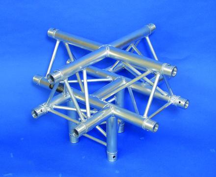 Image of   Alutruss TRILOCK 6082AC-52 5-way piece /\