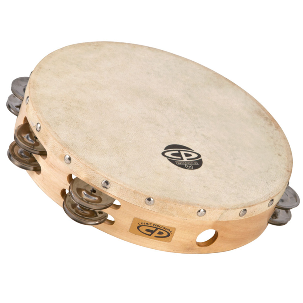 Billede af Tambourine CP Wood 10, double row