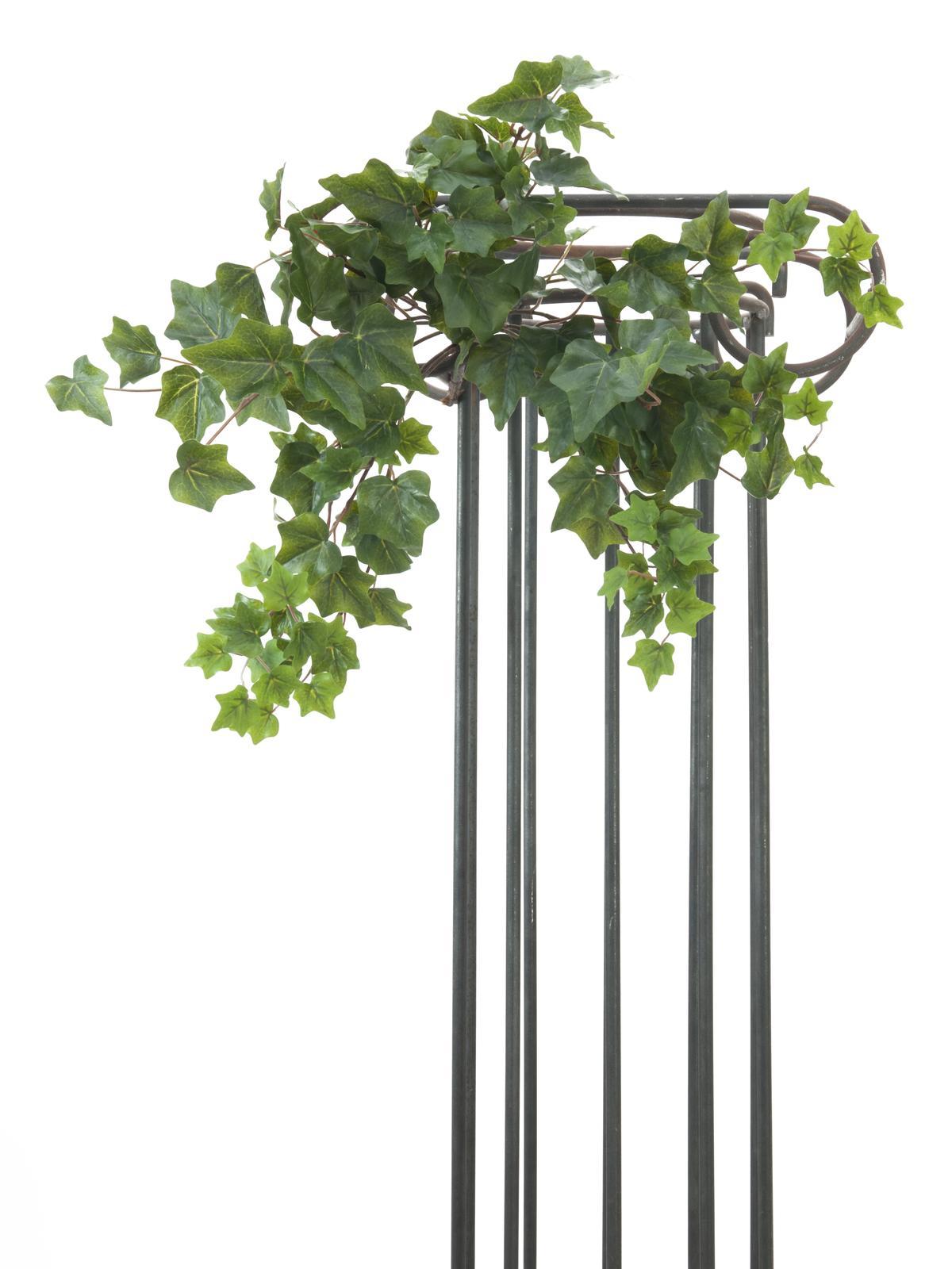 Billede af Kunstig Efeu Guirlande Præget Grøn 45cm