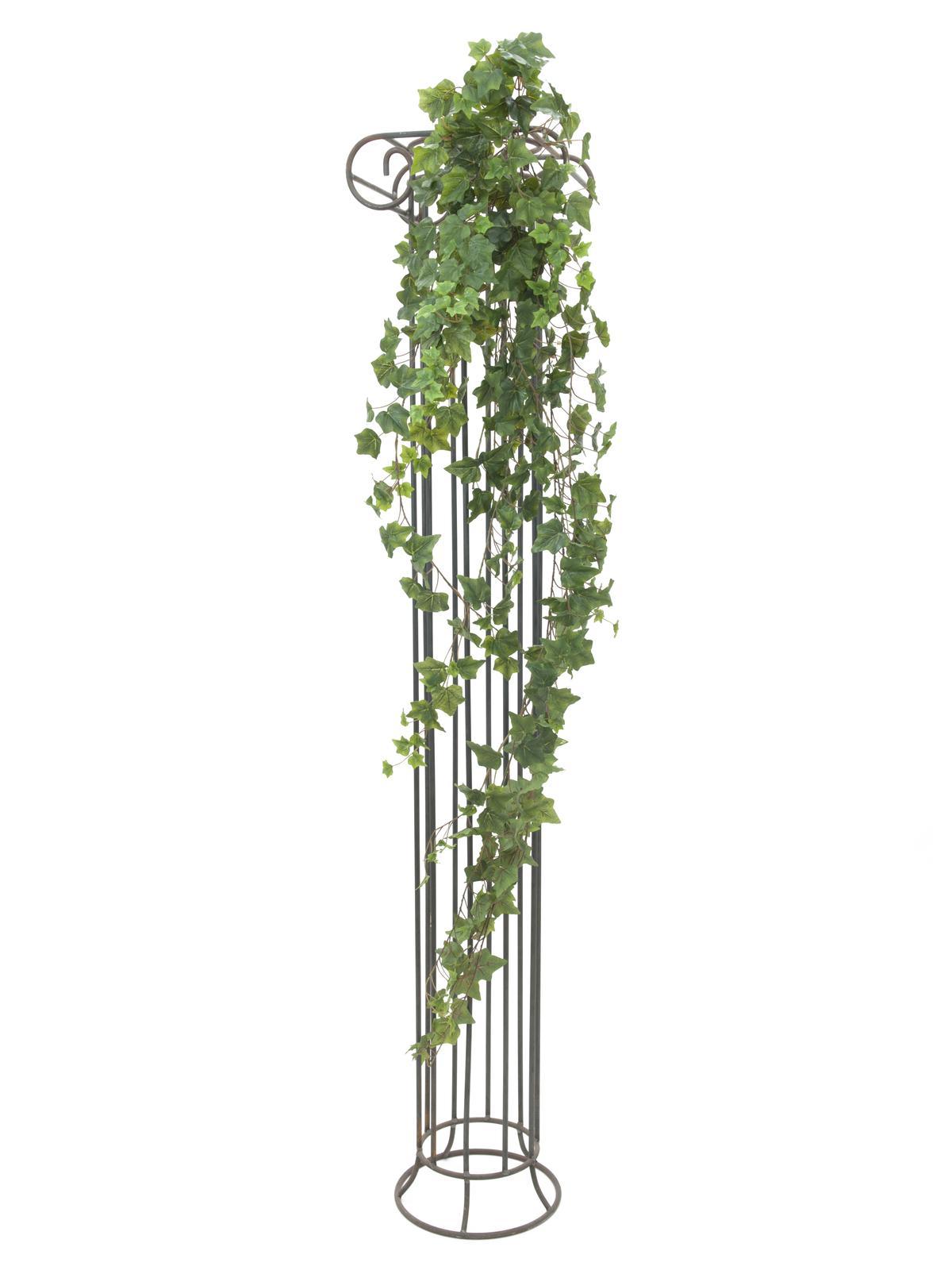 Billede af Kunstig Efeu Guirlande Præget Grøn 180cm