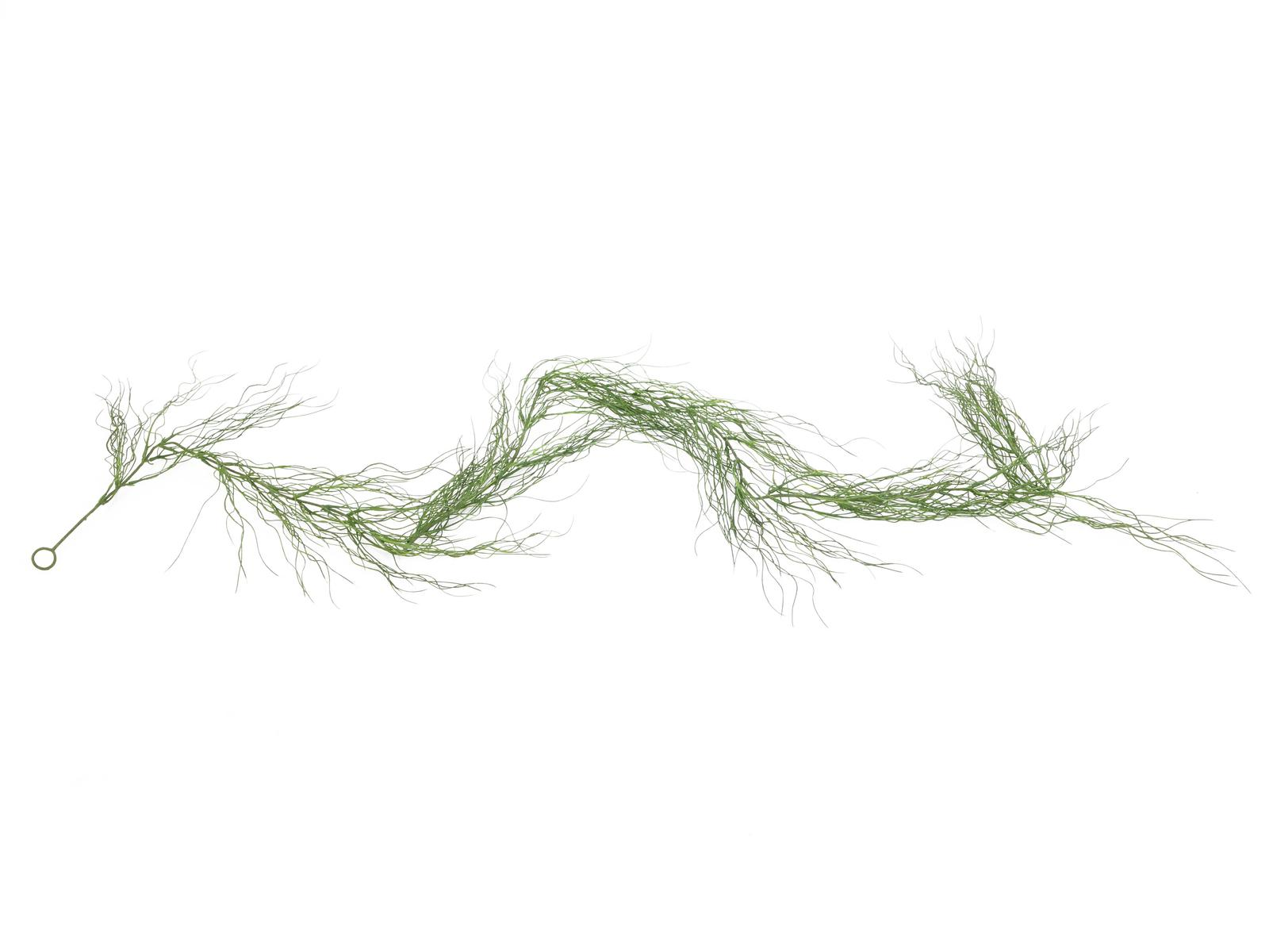 Billede af Kunstig Grass garland, green 180cm