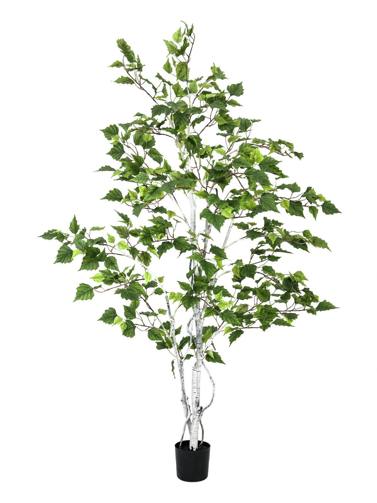 Billede af Kunstig Birketræ 150cm