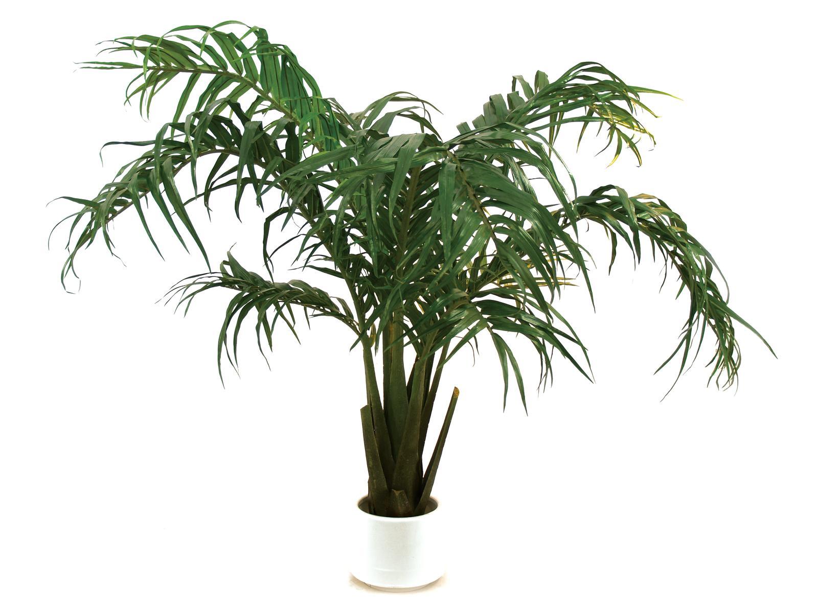 Image of   Kunstig Kokosnødde busk, 230 cm