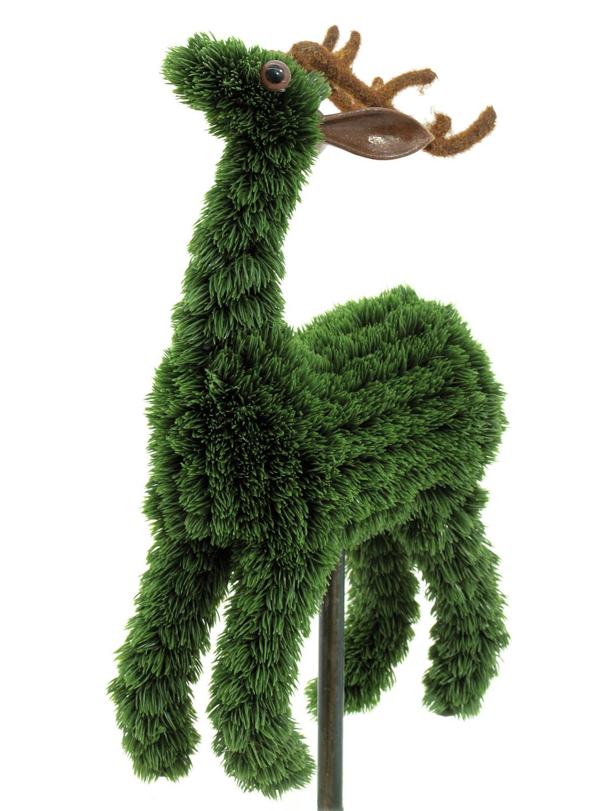 Billede af Rensdyr, Grøn, 33cm