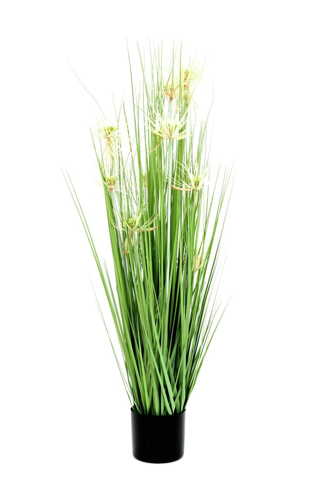 Billede af Kunstig Star grass, 105cm