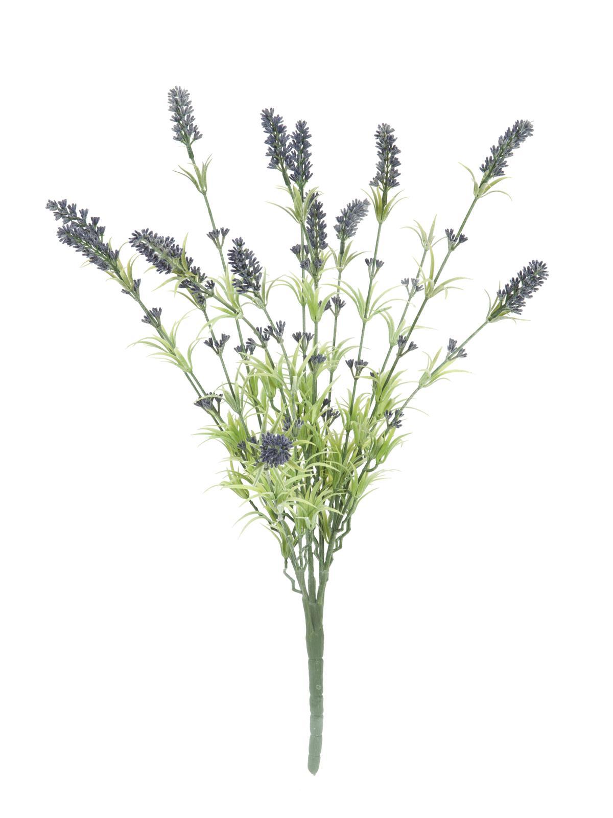Billede af Kunstig Lavendel Busk, 61cm