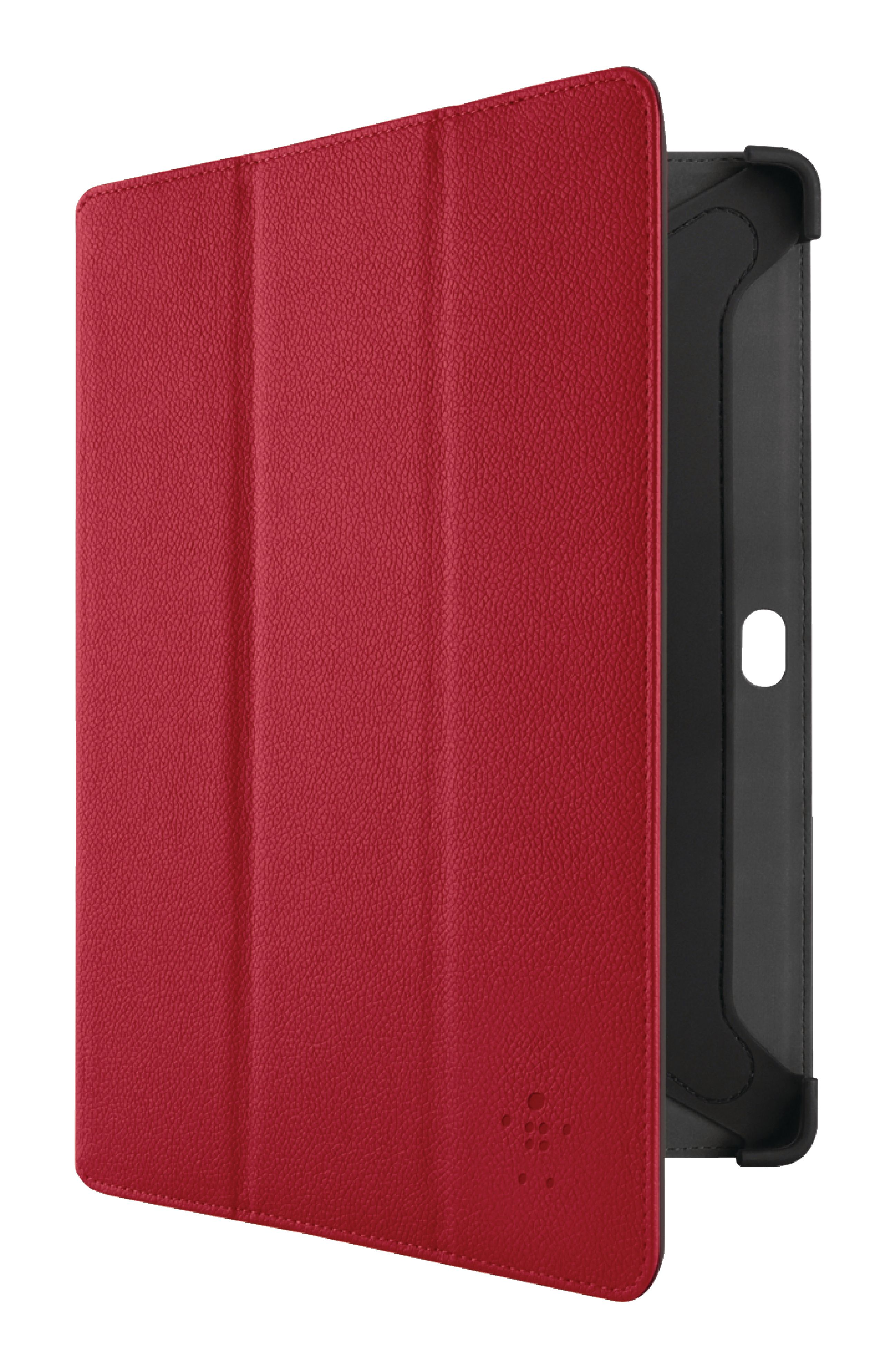 "Billede af Tablet Folie Samsung Galaxy Tab 2 10.1"" Rød"