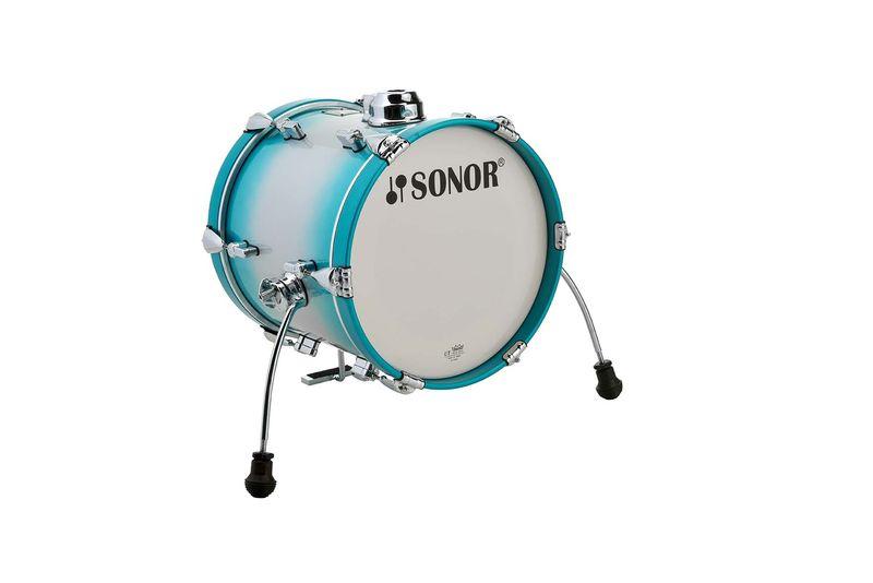 Billede af Sonor AQ2 Safari Trommesæt Aqua Silver Burst