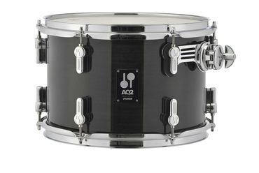 Billede af Sonor AQ2 Martini Trommesæt Transparent Stain Black
