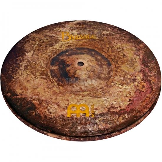 """Billede af Meinl 14"""" Byzance Vintage Pure Hi-Hat"""