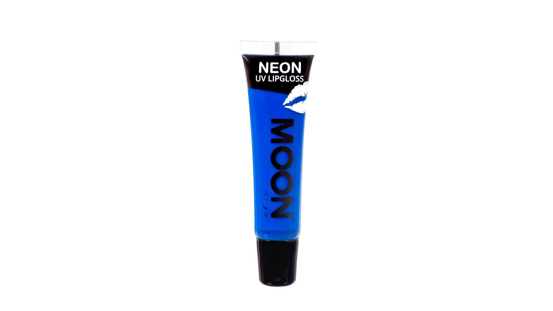 Billede af UV Lipgloss 15ml Blå