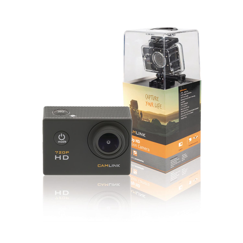 Image of   Hd Action Kamera 720p Sort