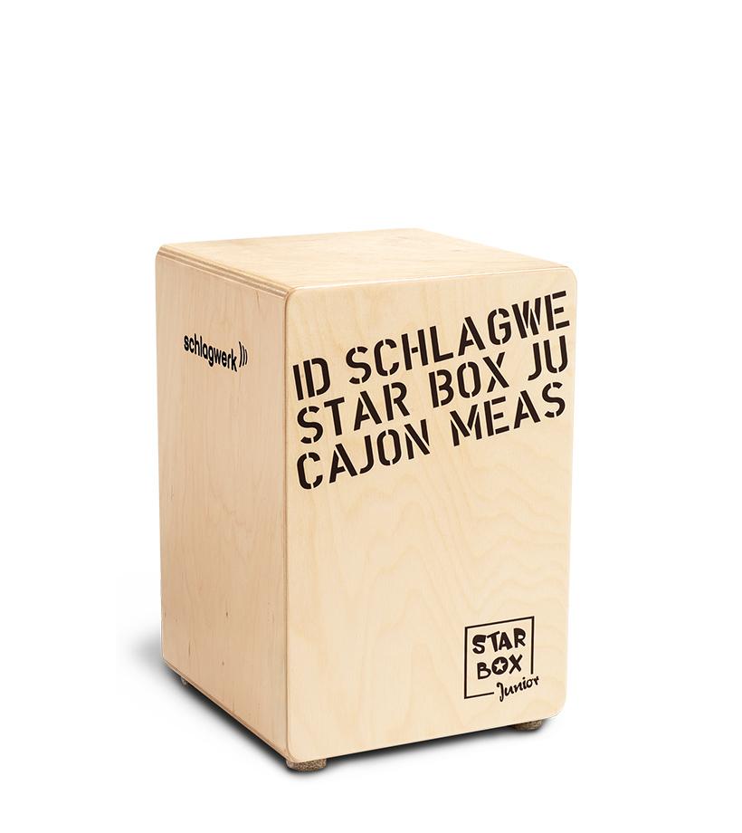 Billede af Schlagwerk Cajon Star Box Junior