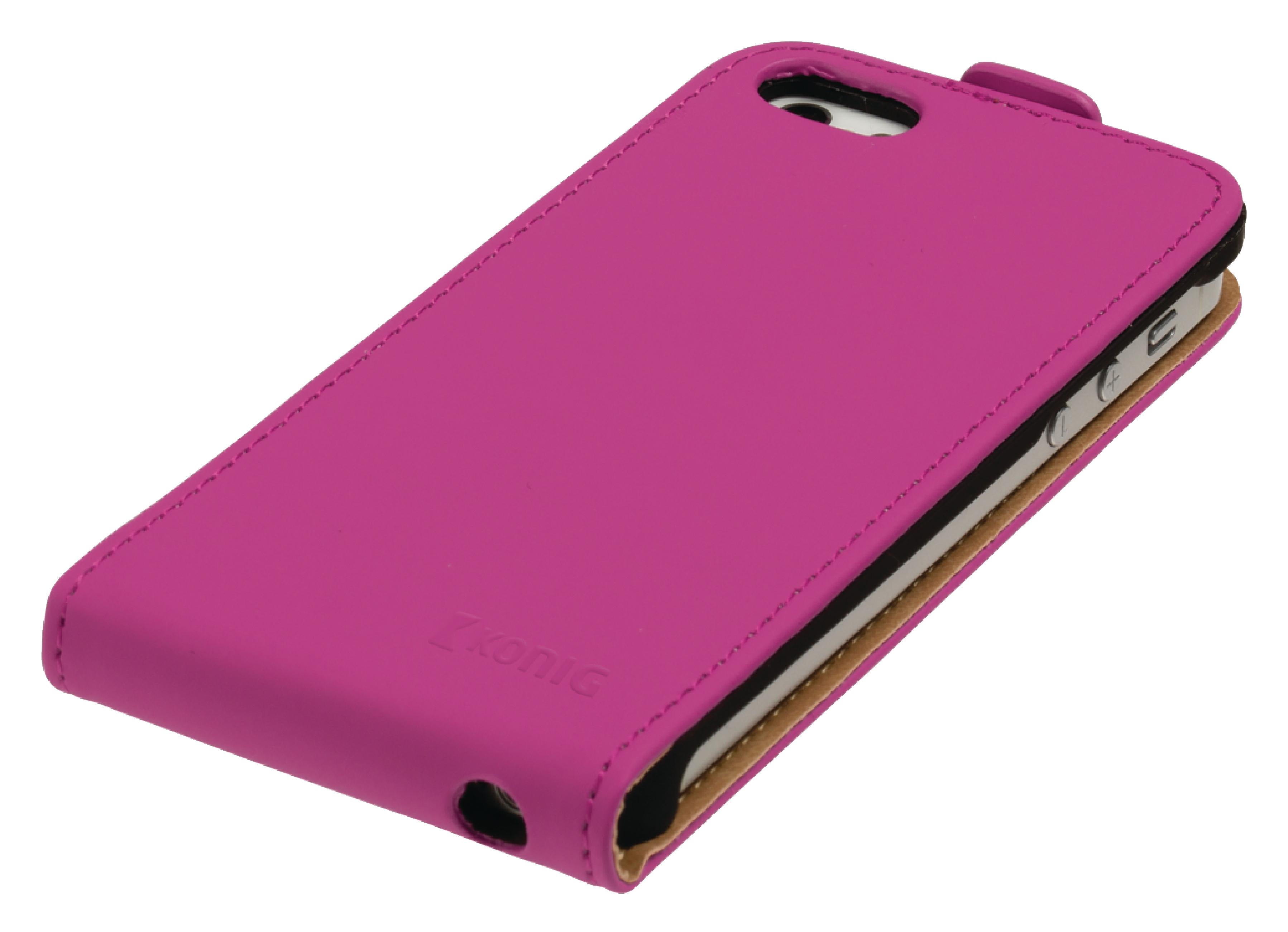 Image of   Telefon Flip-Etui Samsung Galaxy S5 Pink