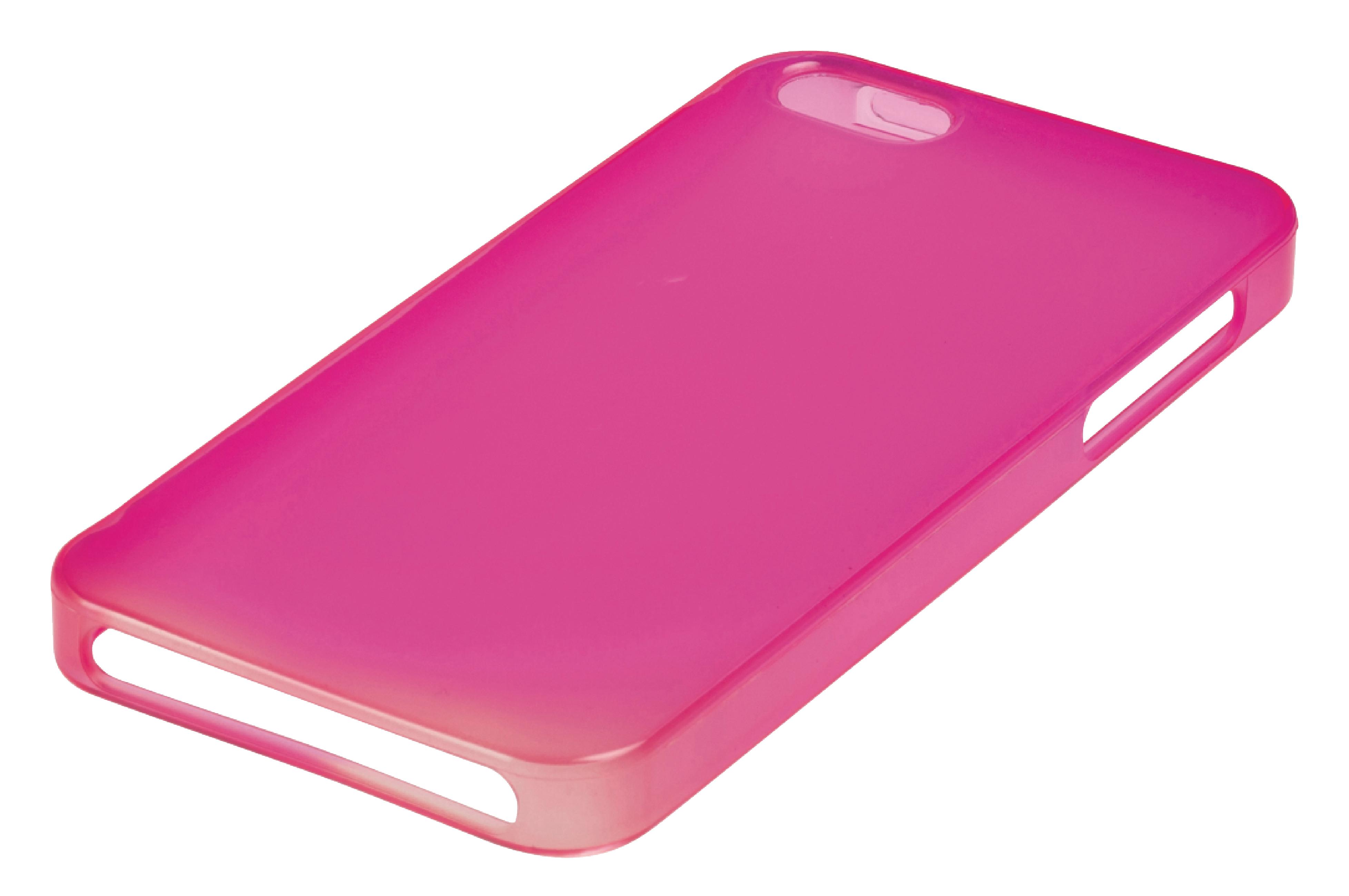 Image of   Telefon Gel-Etui Apple iPhone 5s Pink