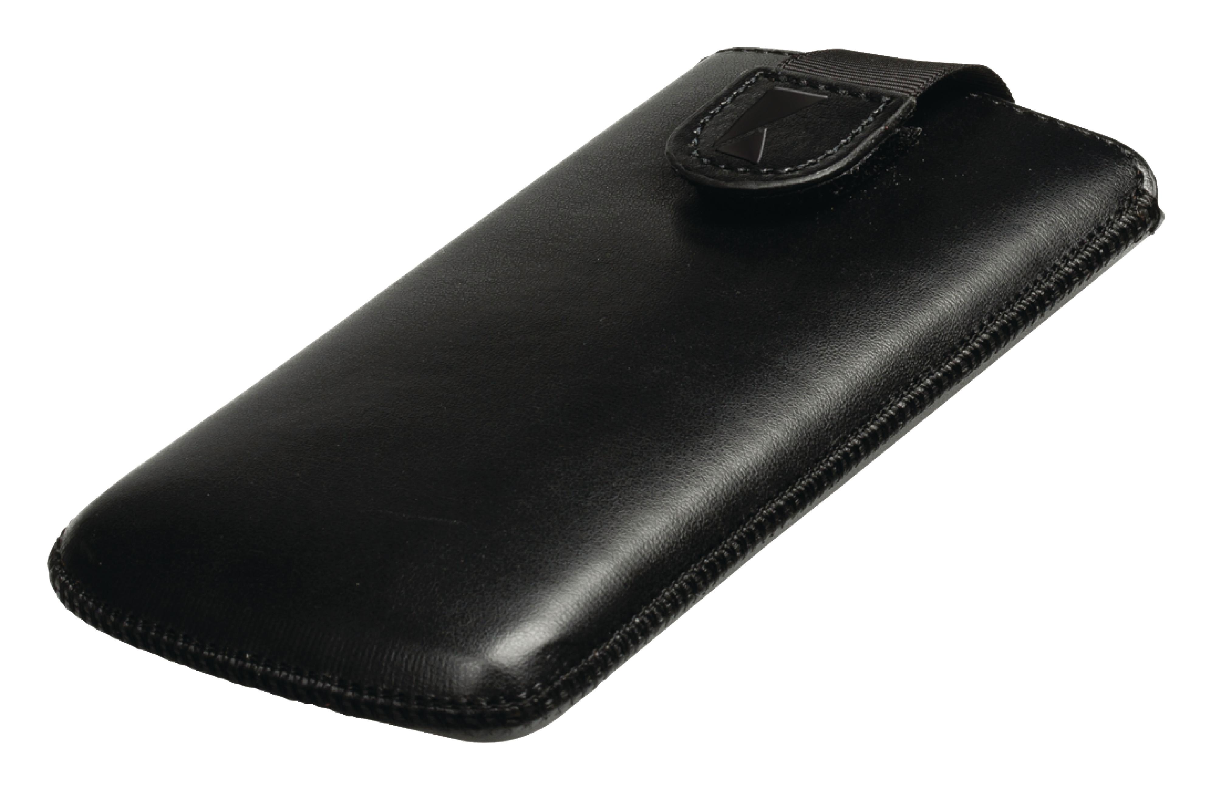Image of   Telefon Skydeetui XL Sort