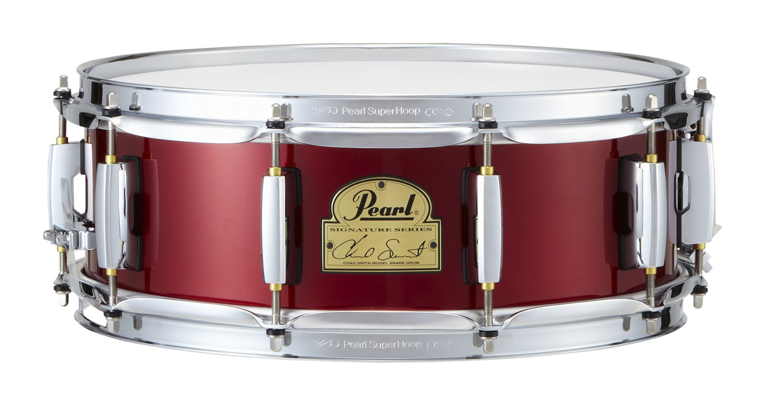 """Billede af Pearl 14x5"""" Chad Smith Signature lilletromme"""