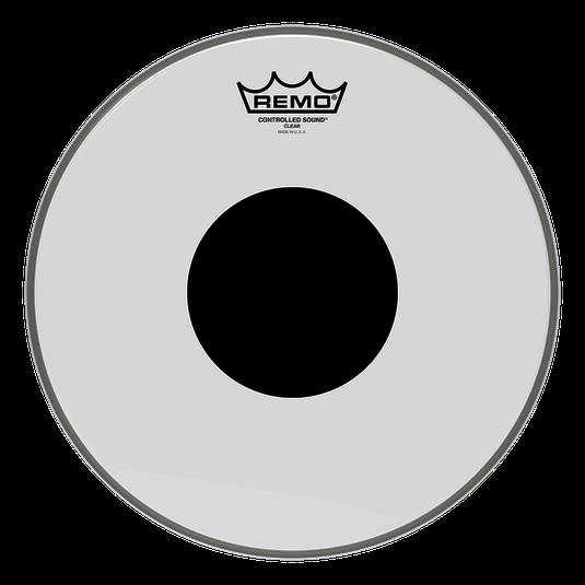 """Billede af Remo Trommeskind 10"""" Controlled Sound Clear"""