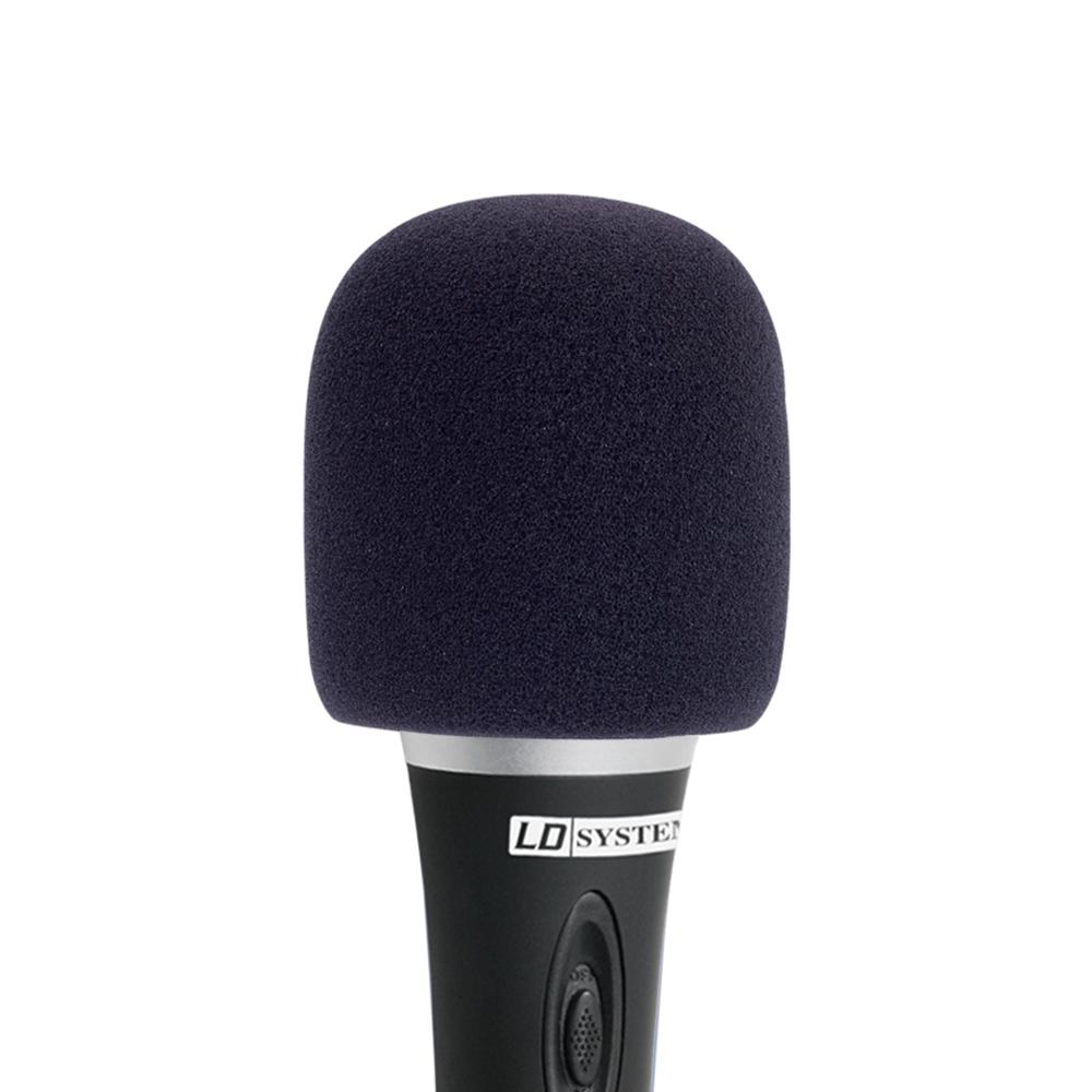 Billede af LD Systems D 913 Vindhætte til mikrofoner (40-50mm) Sort