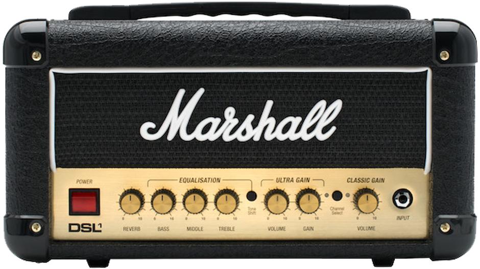 Billede af MARSHALL DSL-1HR Forstærker