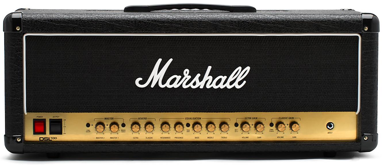 Billede af MARSHALL DSL-100HR Guitarforstærker