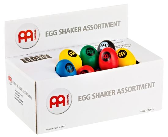 Billede af MEINL ES-BOX Egg Maracas sæt (60 stk)