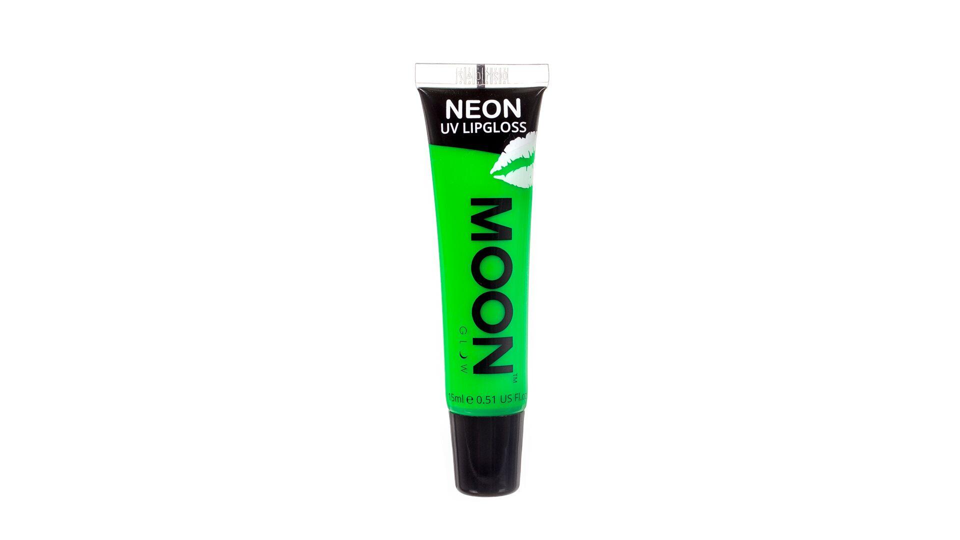 Billede af UV Lipgloss 15ml Grøn