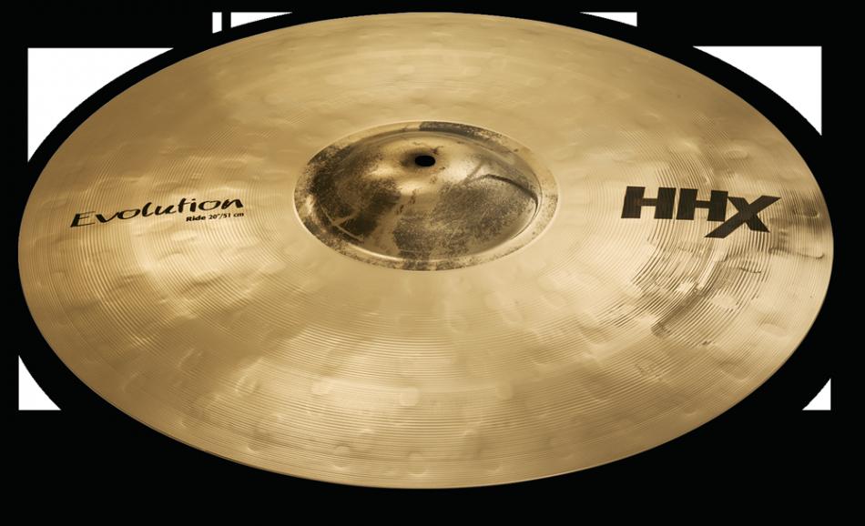 """Billede af Sabian 20"""" HHX Evolution Ride"""