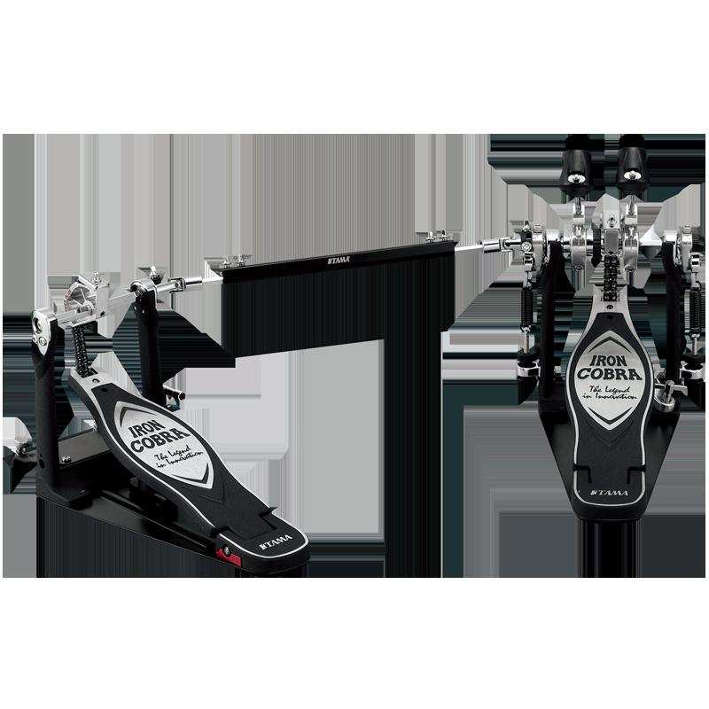 Billede af Tama HP900PWN Iron Cobra Power Glide dobbeltpedal