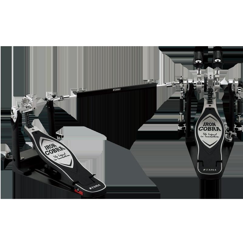 Billede af Tama HP900RWN Iron Cobra Rolling Glide dobbeltpedal