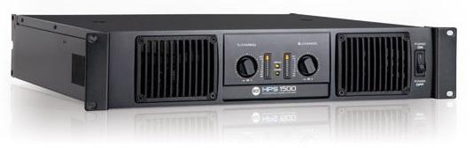 Billede af RCF HPS 1500 Forstærker (2 x 450 Watt 8 Ohm)