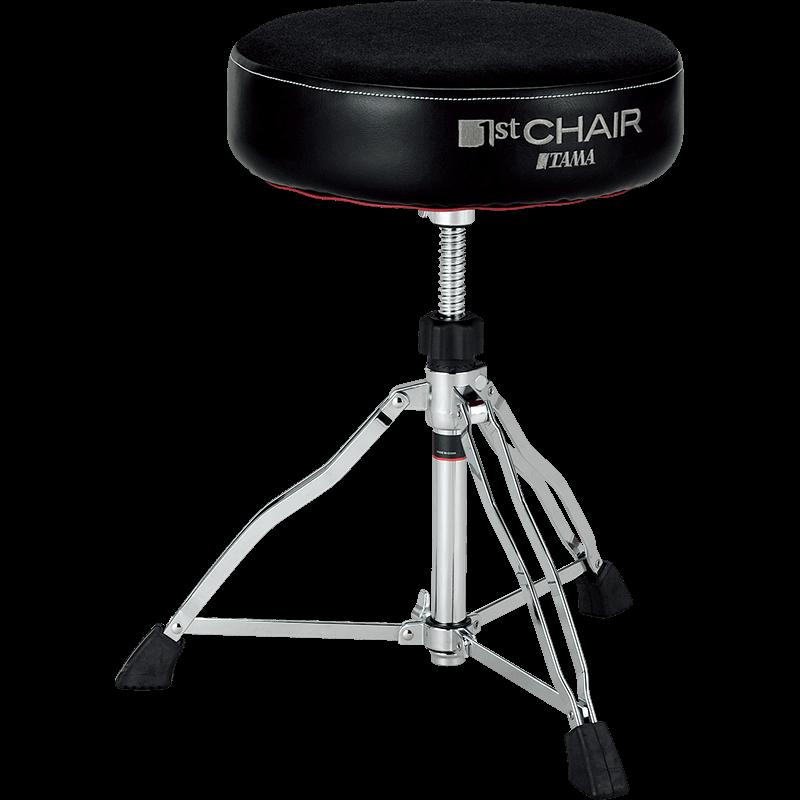 Billede af Tama HT430BC Round Rider Trio trommestol - stof sæde