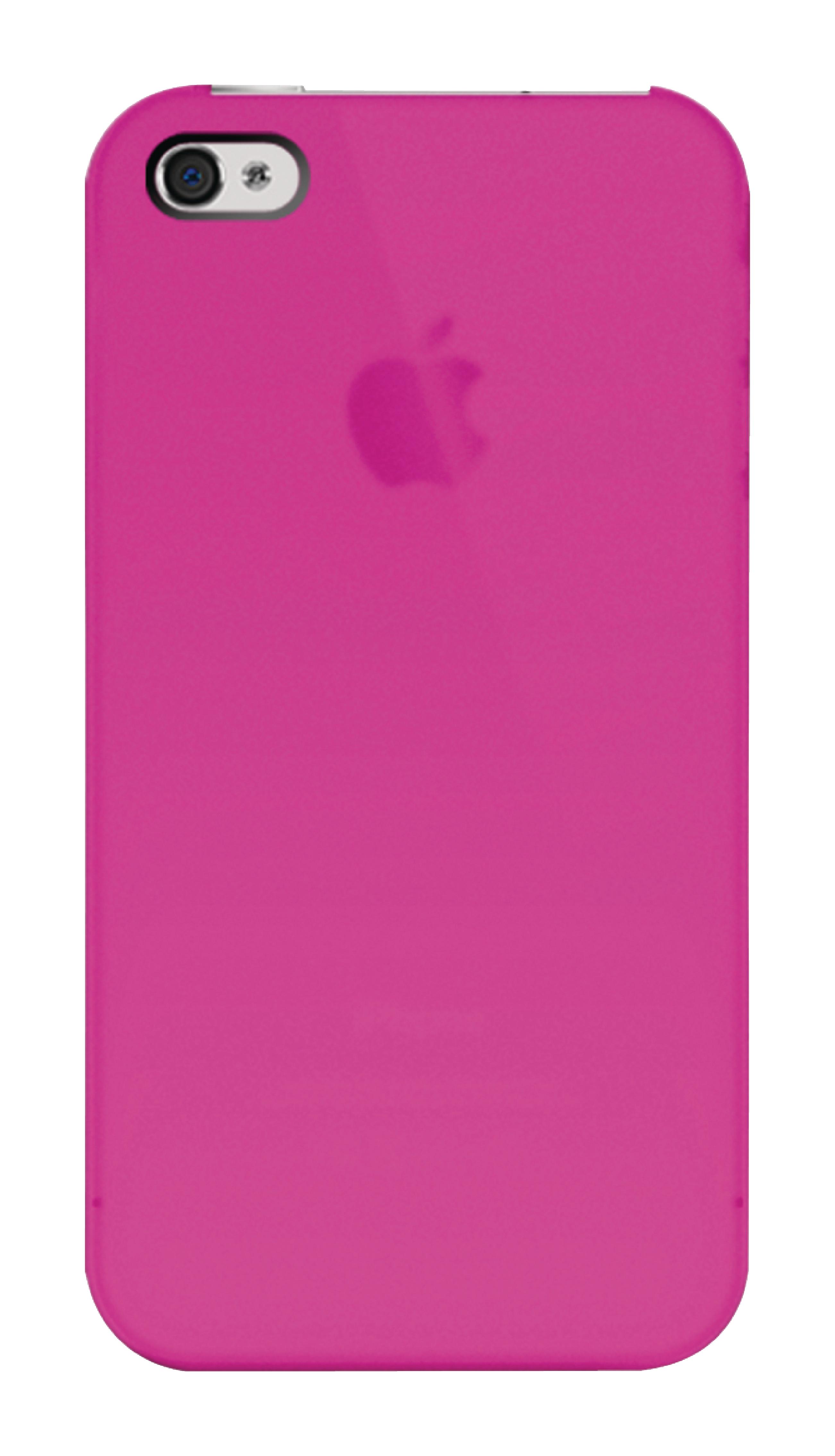 Image of   Telefon Hård etui Apple iPhone 4s Pink