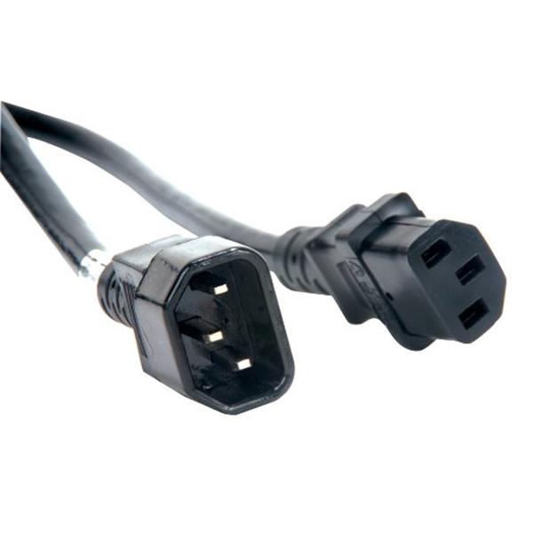 Billede af IEC Forlængerkabel 0,5 meter