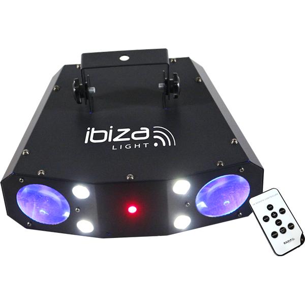 Billede af Ibiza MSL LED lyseffekt