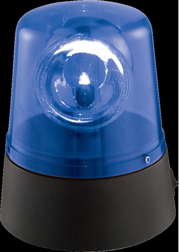 Billede af Ibiza LED Beacon light Blå