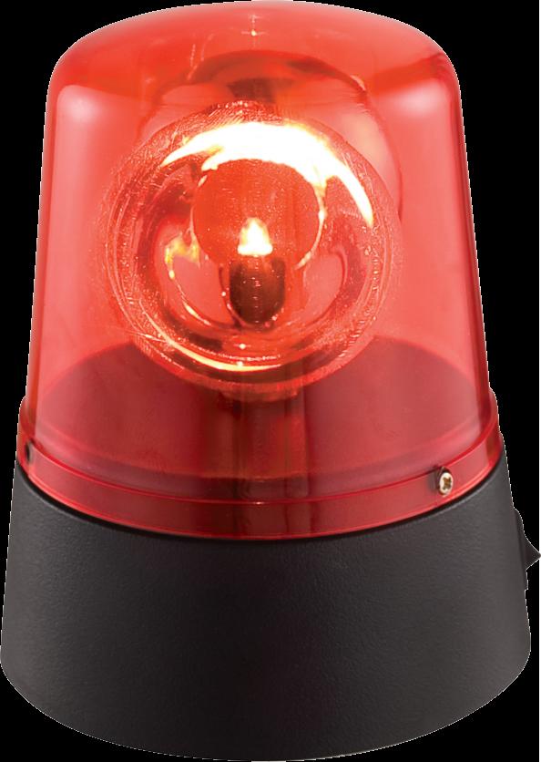 Billede af Ibiza LED Beacon light Rød