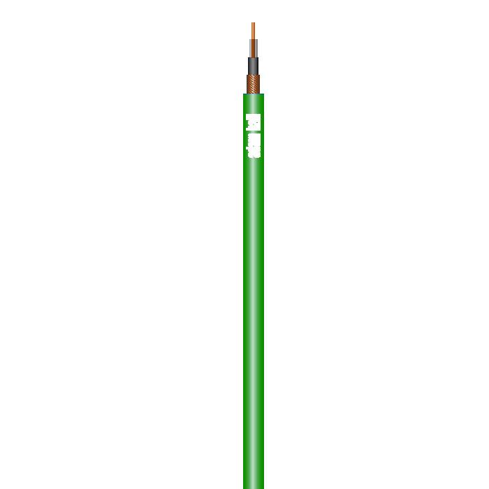 Billede af Instrument Kabel 1 x 0,22 mm² Grøn