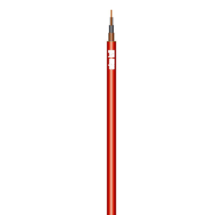 Billede af Instrument Kabel 1 x 0,22 mm² Rød