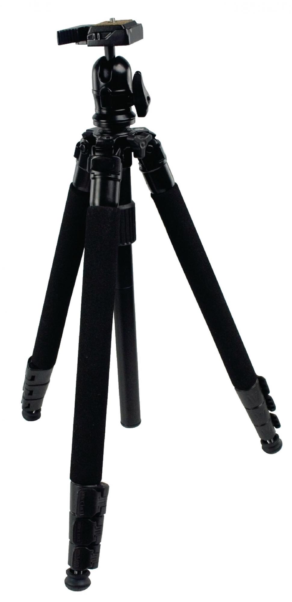 Billede af Kamera/video stativ hoved, 151 cm. sort