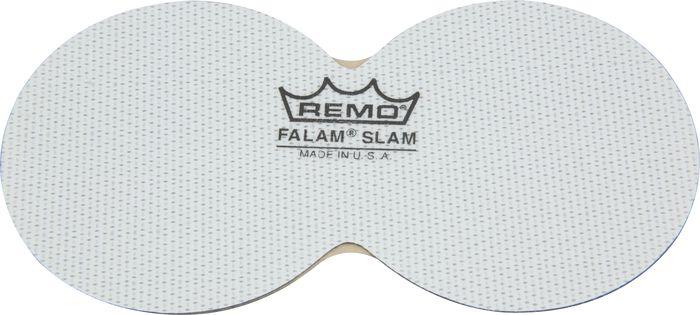 """Billede af Remo Falam Slam Pad 4"""" - Dobbeltpedal"""