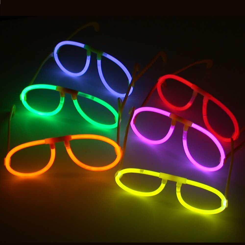 Billede af Knæklys briller