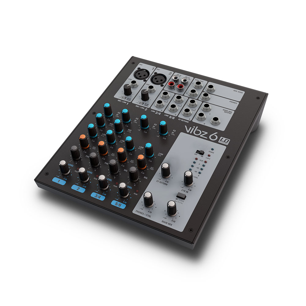 Billede af LD Systems VIBZ 6 - 6 kanal Mixer