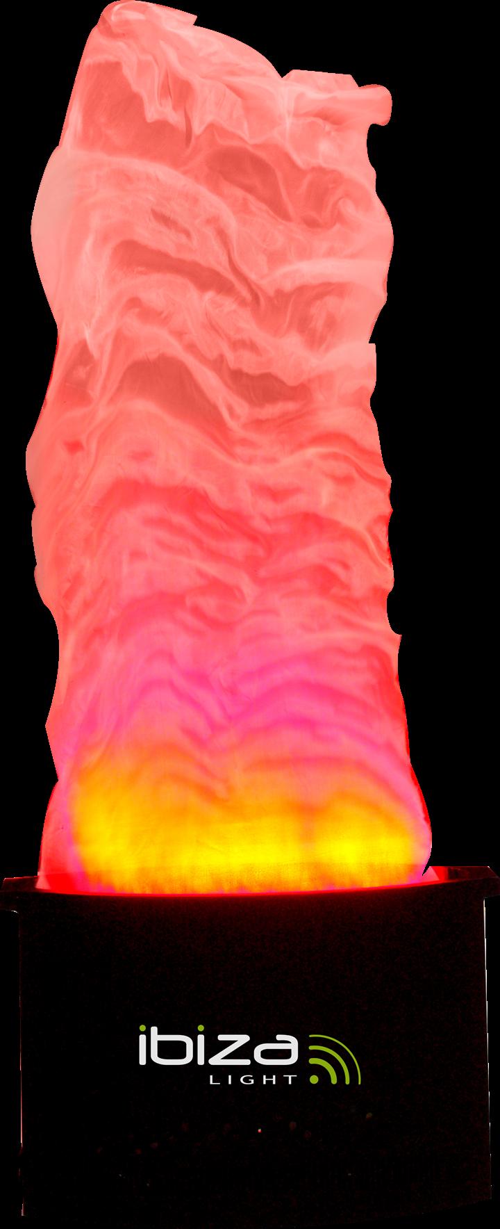 Image of   PROFESSIONAL FLAME EFFECT 24x RGB LED