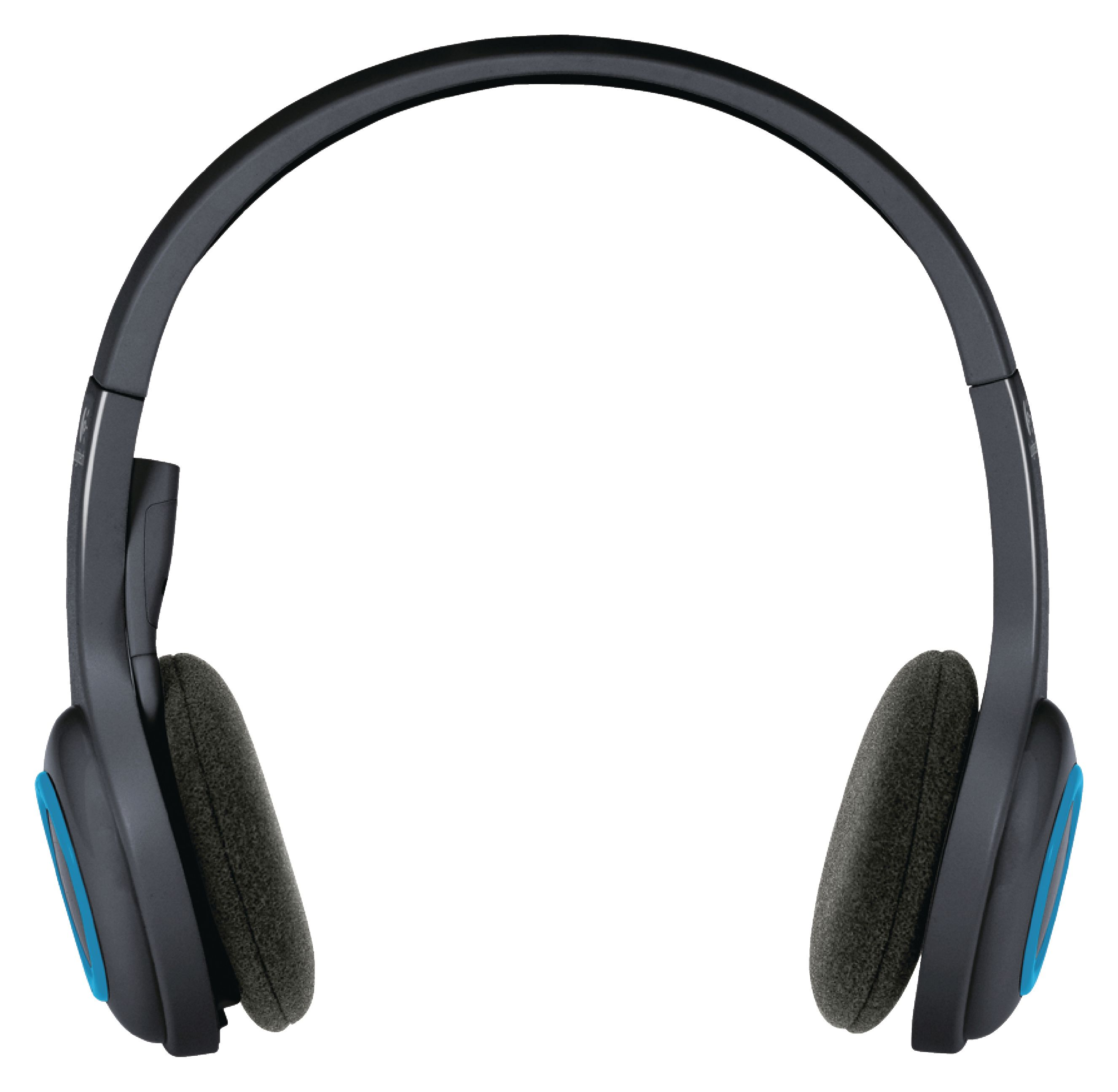 Image of   Headset ANC (Active Noise Cancelling) / Foldable On-Ear Bluetooth Indbygget Mikrofon Sort