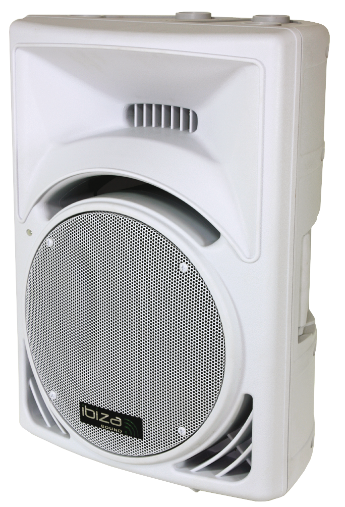 "Image of   PASSIVE MOULDED SPEAKER BOX 12""/30CM - 600W - WHITE"